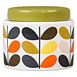 Orla Kiely OK577 Small Storage Jar, Ceramic