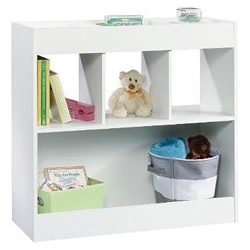 Bon Circo Bin Storage Cube, White