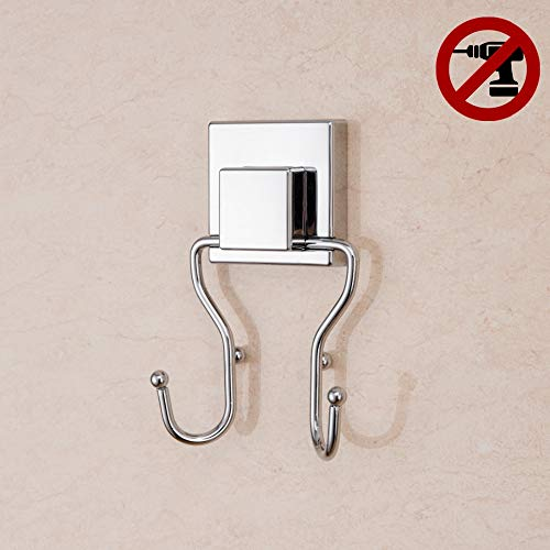 Jual Goodia Suction Cup Hooks Powerful Shower Hooks Removable