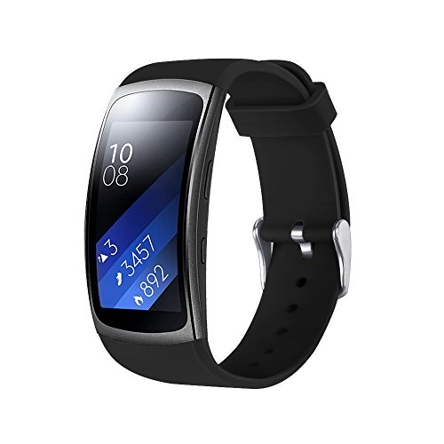 Click to buy Aresh for Samsung Gear Fit 2 Band / Gear Fit 2 Pro Band, Replacement Bands Accessories for Samsung Gear Fit2 Pro SM-R365/ Gear Fit2 SM-R360 Smartwatch (5.9