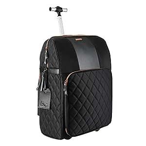 Amazon.com | Cabin Max Travel Hack Pro Rose Gold Luggage