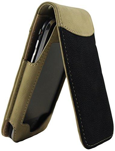 Katinkas KATIP31060 Ledertasche für Apple iPhone 3G/3GS mocca/braun