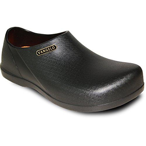 b0df2d1fb11b9 VANGELO Professional Slip Resistant Clog Unisex Work Shoe Chef Shoe ...