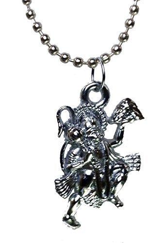 Hanuman Locket Beautiful Oxidized Jewellry for Diwali and Festivals by Modish Look