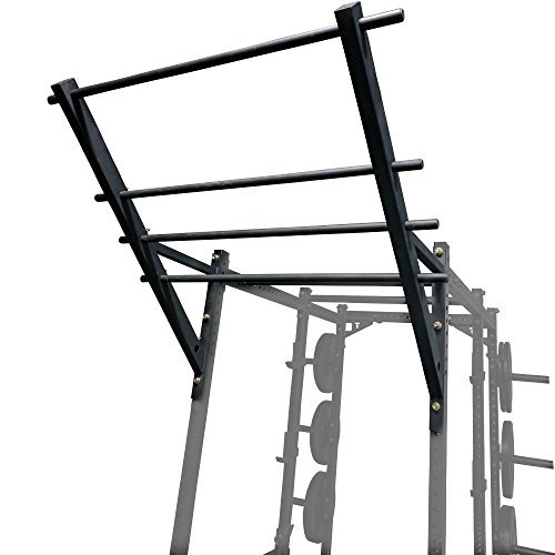 Titan Flying Ladder Pull-Up Chin Up Bar For Power Racks