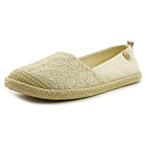 Roxy Flora Mujer Lona Zapatos Planos