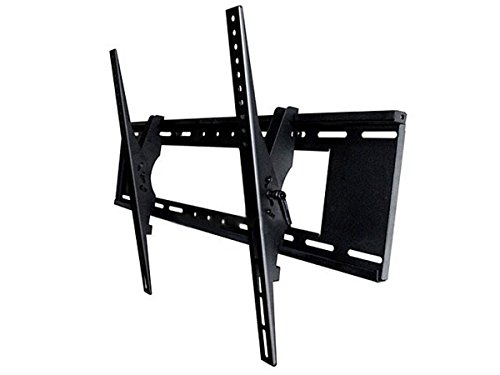 Monoprice 103900 Tilting HDTV Wall Mount Bracket, Black