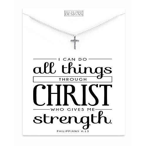 things through Necklace Philippians Pendant