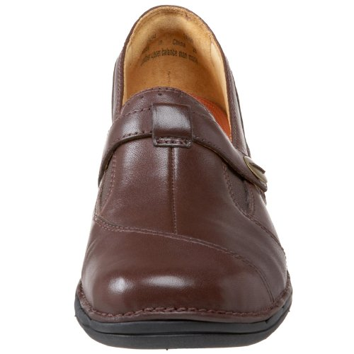 US Clarks Un Jump Unstructured Women's Brown M 5 7 Loafer wZqwRz