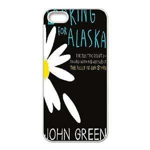 DDOUGS I looking for alaska Custom Cell Phone Case for Iphone 5,5S, Customised I looking for alaska Case