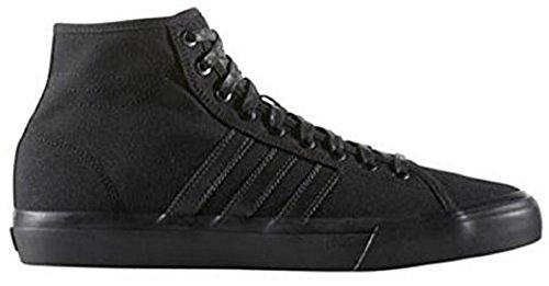 adidas Originals Herren Matchcour Mid Fashion Sneaker Schwarz