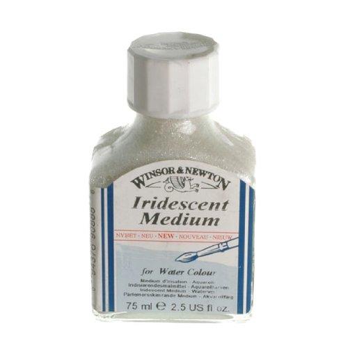 Winsor & Newton : Watercolour Medium : 75ml : Iridescent Medium