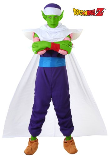 Dragon Ball Costume For Kids (Big Boys' Dragon Ball Z Piccolo Costume Small (6))