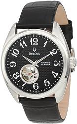 Bulova Men's 96A125 BVA Dual Aperture Dial Mechanical Watch