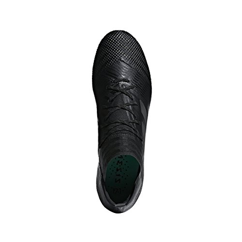 Chaussure De Football Adidas Homme Copa 18.2 Fg, Blanc / Noir Core / Or Tactile, 9.5 M Us Black / Black