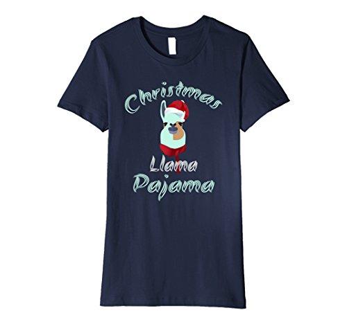 Womens Funny llama shirt cute llama t shirt gift for llama lovers XL Navy