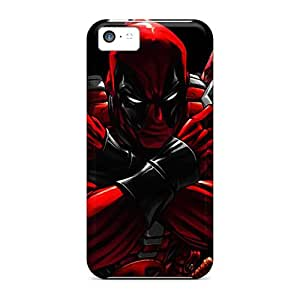 ShinnyStore Snap On Hard Case Cover Deadpool I4 Protector For Iphone 5c