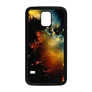 Nymeria 19 Customized Galaxy Space Diy Design For Samsung Galaxy S5 Hard Back Cover Case DE-194