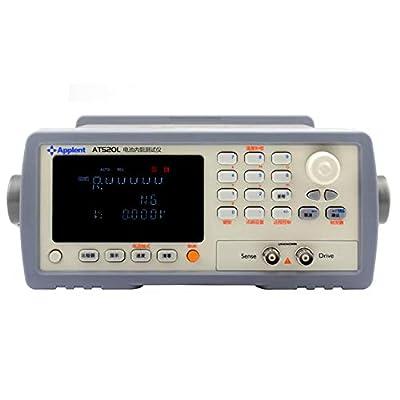 AT520L Battery milliohm Meter Tester AC resistance, DC voltage 10micro~ 32 ohm Voltage:1mV~60VDC