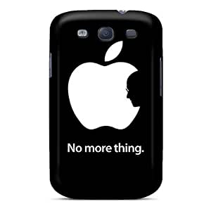 Galaxy Case - Tpu Case Protective For Galaxy S3- Steve Jobs