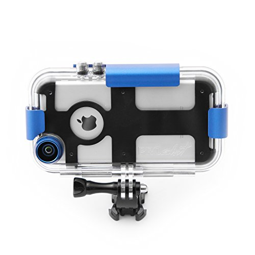ProShot Dive Waterproof and GoPro Mountable Case for the iPhone 6/6s by ProShot