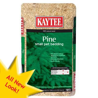 Pine Bedding and Litter [Set of 3] Size: 1200 Cubic Inch