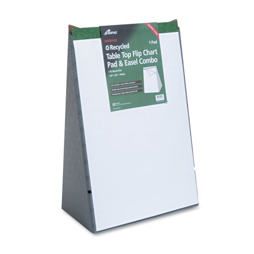 evidence tabletop easel sheets