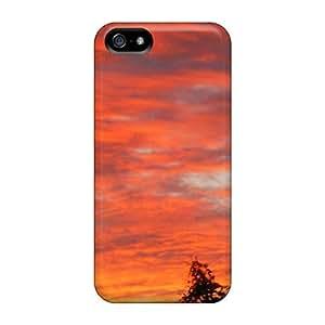 New Arrival RpP5506ednY Premium Diy For Iphone 5C Case Cover (sunset Magic)