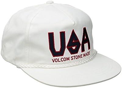 Volcom Men's Stonation Five Panel Adjustable Cap from Volcom Young Men's