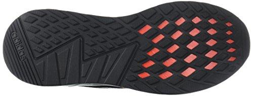 Adidas Mens Questar Tnd Esecuzione Nucleo Scarpa Nera / Interno Nero / Core Rosso
