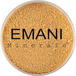 Emani Crushed Mineral Foundation - 272 Bisque by emani minerals cosmetics