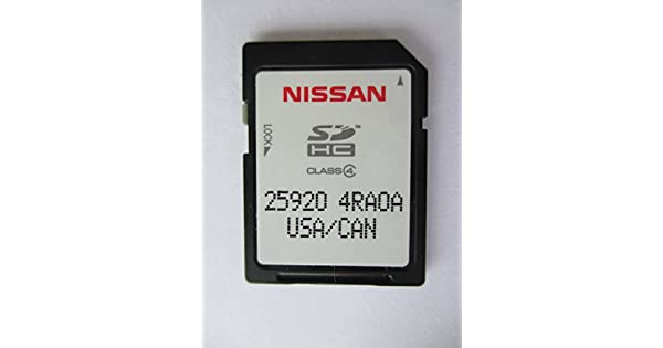 Amazon.com: 4RA0A 15 16 NISSAN MAXIMA, NISSAN CONNECT SD ...