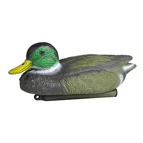 SODIAL New PE Material Lifelike Floating Mandarin Duck Decoy Hunting Bait for Outdoor Hunting Shooting Decoy Hunting Accessories