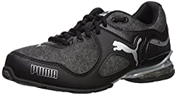 Puma Women's Cell Riaze Wn Sneaker, Blacksteel Gray, 9.5 M Us
