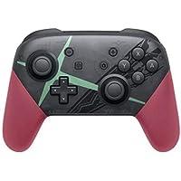 Control Inalámbrico para Nintendo Switch Pro Gamepad Joystick Color Rojo   Compatible con PC mediante cable USB…