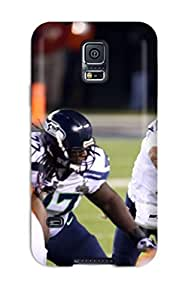 New Cute Funny Seattleeahawks Case Cover/ Galaxy S5 Case Cover by lolosakes
