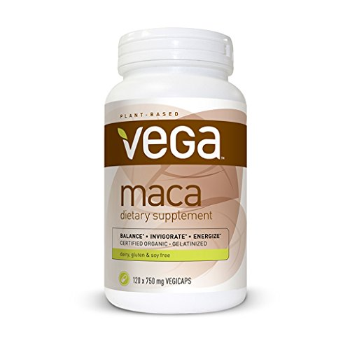 Vega Maca, 120 Vegicaps, 750mg