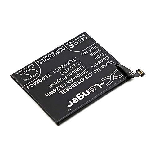 Amazon.com: XPS - Batería de repuesto compatible con ALCATEL ...