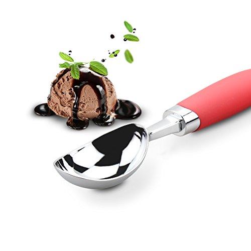 XI-HOME Best Ice Cream Scoop, Soft Grip Non-Slip Ice-Cream Scoop, - Ice Cream Soft Scoop