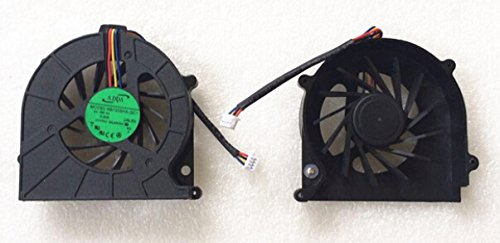 Price comparison product image Rangale Delanse New CPU Cooling Fan For Toshiba Satellite C600 C600D C645 C655 C650 L630 L650 L655 C655D C650D C655 C655D C660 C660D C665 C665D Laptops 4-PIN (4 Pin)