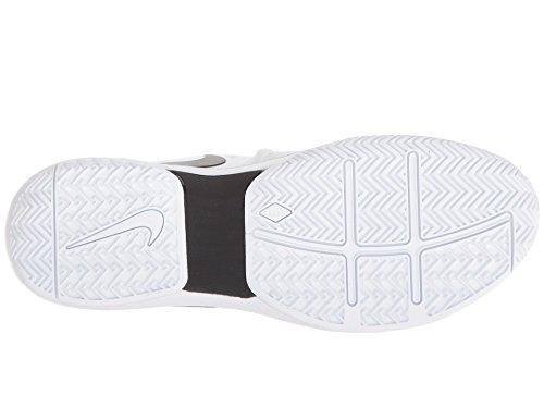 Uomo white Bianco Hc Prestige Tennis Zoom Scarpe black Da Air 100 Nike qp08ff