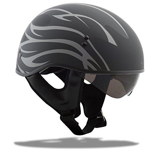 Hd Half Helmet - 9