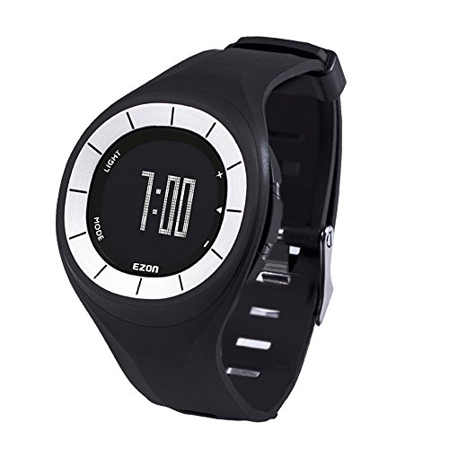 Ezon T028B01 pedometer sport running jogging watch by EZON