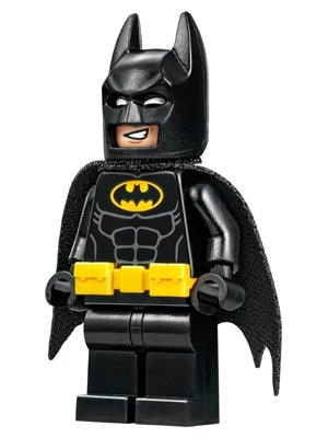 LEGO Batman w/ Utility Belt from LEGO Batman Movie (Set 70904)