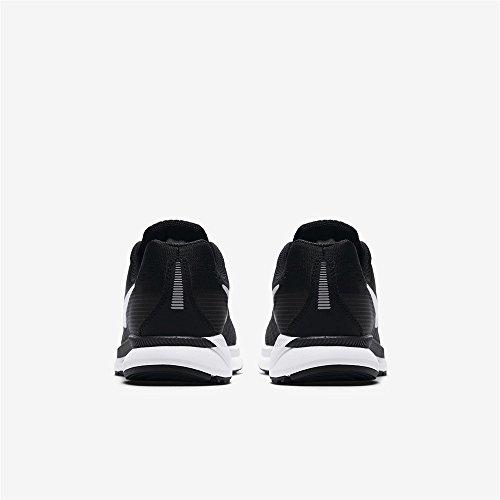 Zapatillas Para Nike negro 34 Pegasus Blanco Zoom Niñas De Gs Running IxqpPH