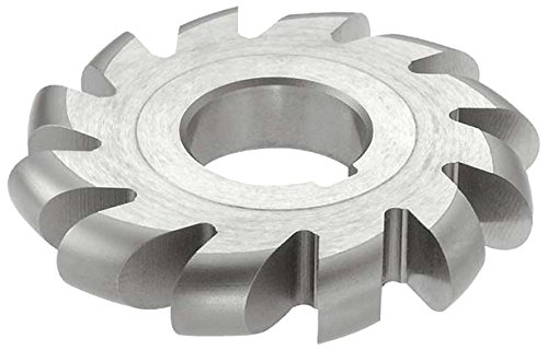 HSS 1 Arbor Hole 18 Teeth Uncoated Coating KEO Milling 00440 Staggered Tooth Milling Cutter,S Style 7//32 Width Standard Cut 3-1//2 Cutting Diameter
