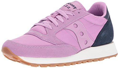 Sneakers Jazz Lavender Original Charcoal Women's Saucony Low Top 5UxF1SXSqw