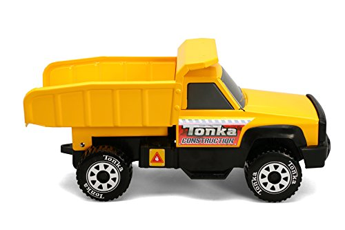 Tonka Classic Steel Quarry Dump Truck Vehicle