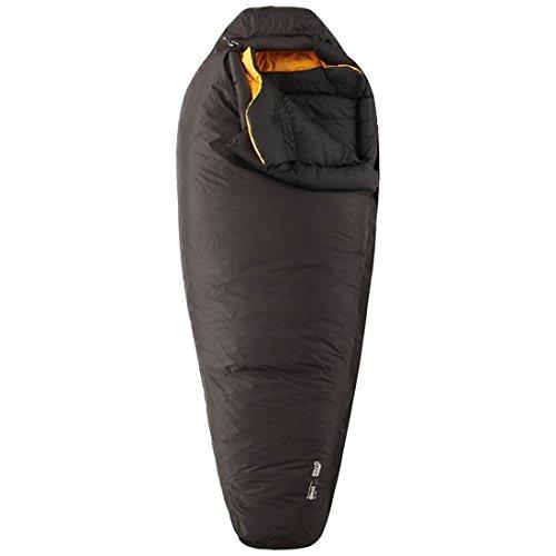 Mountain Hardwear Ghost Sleeping Bag Black / Black Regular / Left Zip