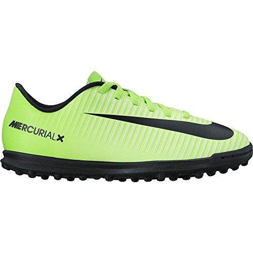 Multicolore Lime De electric flash Arancione white Vortex Green Chaussures Iii Les Eu Football Nike Mercurialx Homme black Formation Tf Pour wq0OAxUTCx